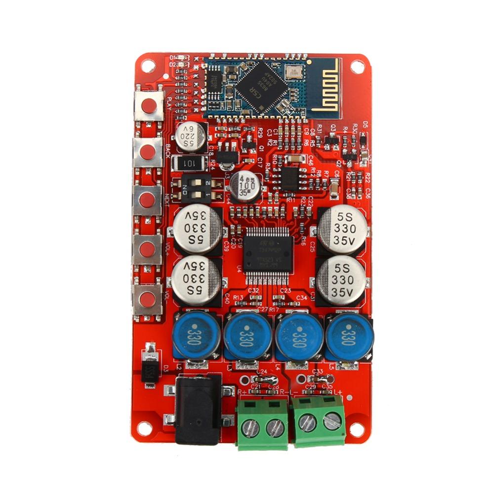 TDA7492P 25W+25W Wireless Bluetooth 4 0 Amplifier Board